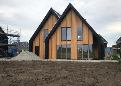 2019 nieuwbouw woning Groningen