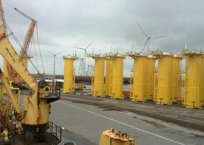 Opzichter werkzaamheden Eemshaven