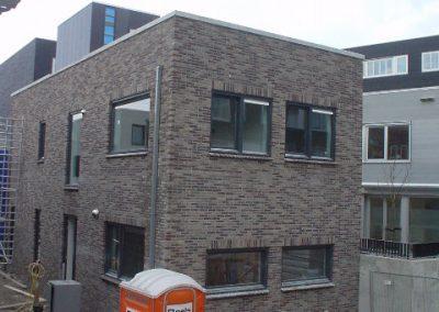 2003 nieuwbouw ijburg Amsterdam