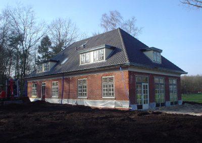 2005 groot renovatie Blaricum