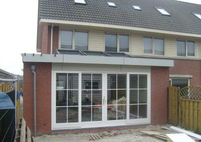 2008 uitbouw Almere
