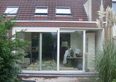 2009 uitbouw Almere