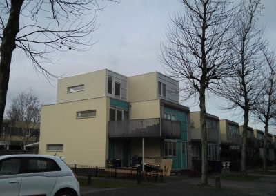 2017 dakopbouw Almere