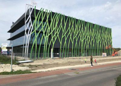 2018 kunstwerk bytesnet Groningen