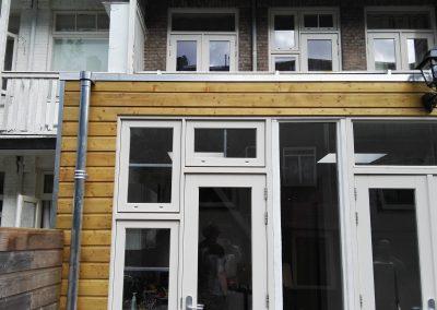 2018 uitbouw Amsterdam