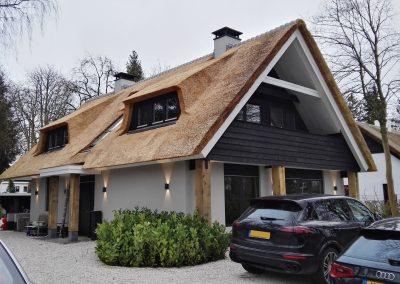 2018 groot renovatie Laren