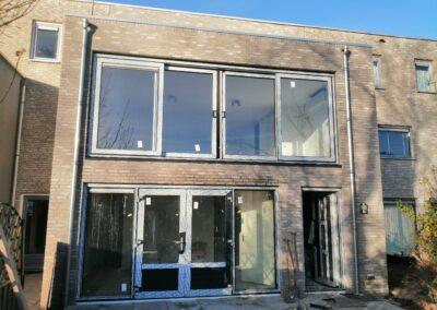 2020 dubbele uitbouw Tussen de vaarten Almere Stad